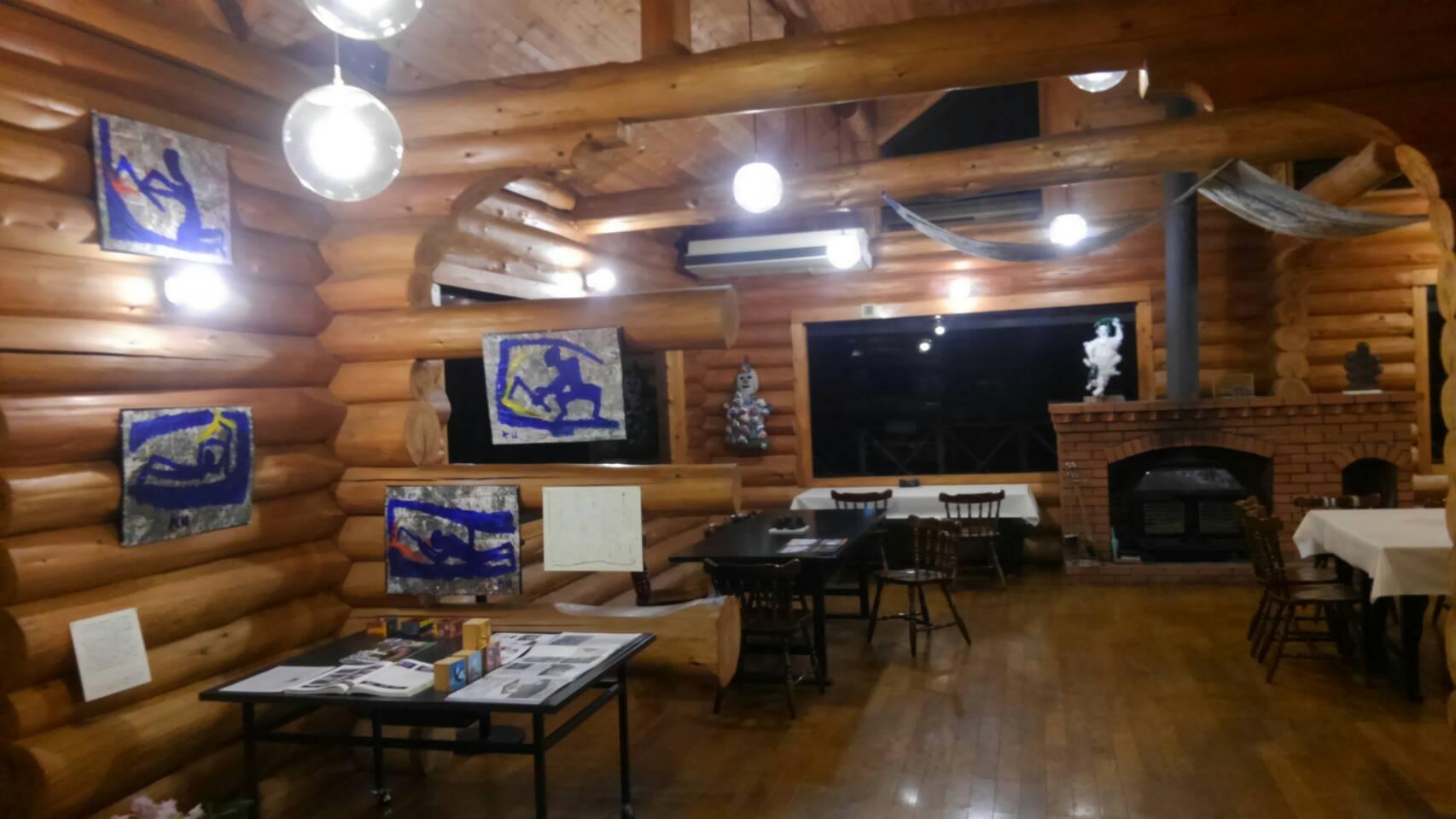 森のカフェ&ミュージアム「NICO」